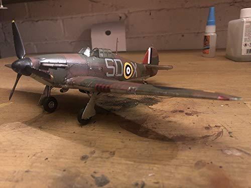 Aviao Hawker Sea Hurricane MK.IB 05134 - AIRFIX