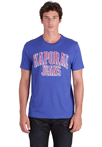 KAPORAL OLRIK T-Shirt, Blu Francese, S Uomo