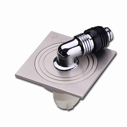 Désodorisant pour machine à laver en cuivre joint intégral anti-retour anti-retour drain de sol