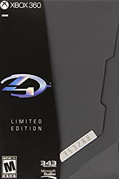 Halo 4 Limited Edition -Xbox 360