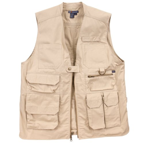 Price comparison product image 5.11 Tactical Poly / Cotton TacLite Pro Vest ,  TDU Khaki,  Large