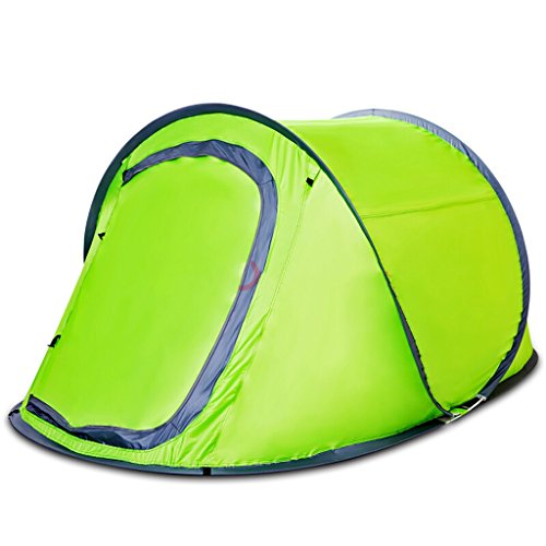 AMOS Automatic Tents Outdoors 3-4 Camping Tents Free of charge for 2 sec