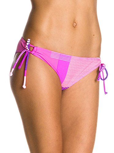 Roxy Damen Bikini Hose 70s Lowrider, Ultraviolet, L