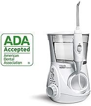 Waterpik Water Flosser Electric Dental Countertop Professional Oral Irrigator For Teeth, Aquarius, WP-660 White