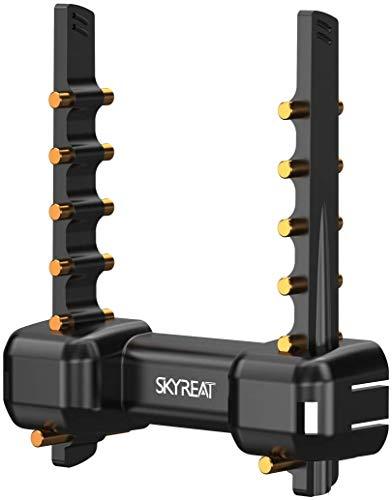 SKYREAT Antenna Range Extender Yagi-UDA Booster di Segnale 5.8Ghz per DJI Air 2S/Mini 2 / Mavic Air 2 Drone Accessori specifici