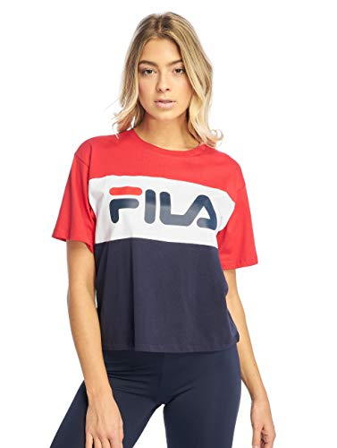 Fila 682125 Allison T-Shirt E Canotte Donna Multicolor XS