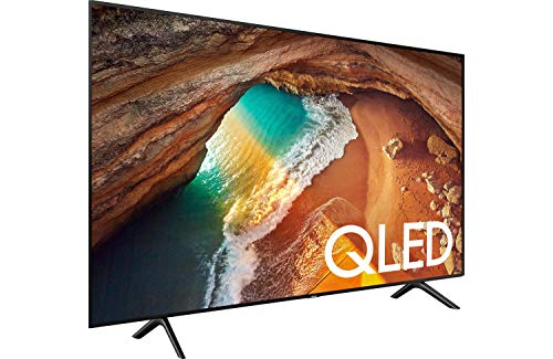 Samsung QN55Q60RAFXZA 55' (3840 x 2160) Smart 4K Ultra High Definition QLED TV - (Renewed)