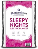 Best Electric Blankets - Slumberdown Sleepy Nights Electric Blankets with 3 Heat Review