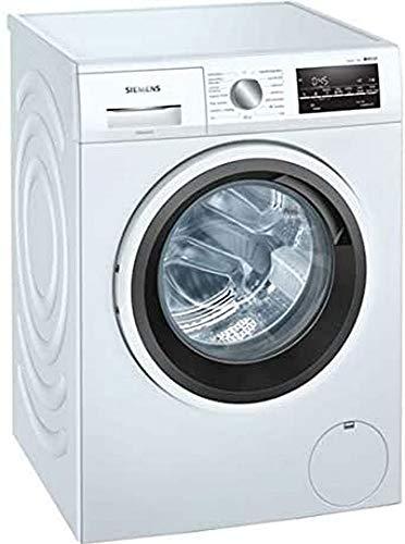 Siemens WM12US60ES Lavatrice Caricamento frontale 9 kg, 1200 rpm, 20 programmi, i-Dos, iQdrive, A+++, Bianco