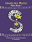 Shapelies Music Piano Book 1