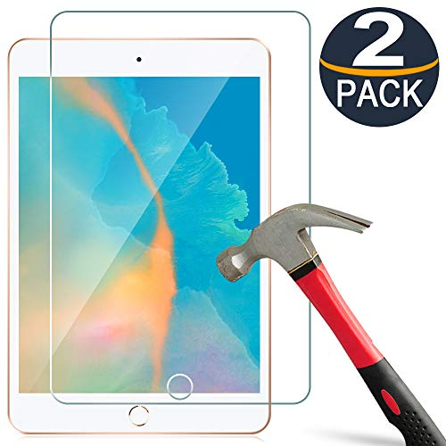 Lowest Price! [2 Pack] Screen Protector for iPad 7th Generation 10.2 Inch (iPad 7) 2019 Release (Tem...