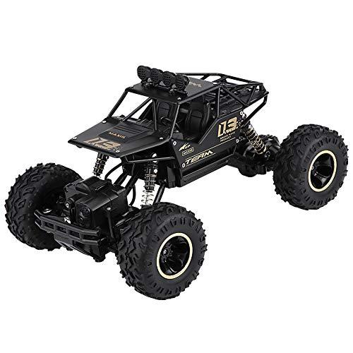 Drift RC Car RC Carro Off-road, Escala 1/16 Controle Remoto Veículo com tração nas quatro rodas Brinquedos Carro RC, para meninos Crianças