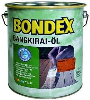 Bangkirai-Öl Bondex 4l