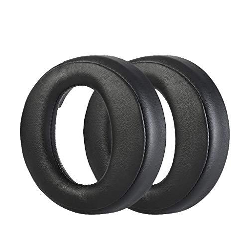 GREEN&RARE Almohadillas gruesas para orejas de bricolaje para s-ony PS4 PlayStation Platinum Wireless Headset CECHYA-0090, auriculares externos portátiles