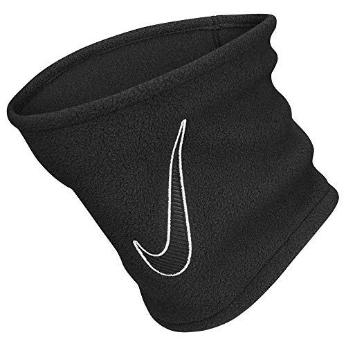 Nike Unisex – Adulto Ya calentador de cuello, Unisex adulto, Calentador de cuello., N.100.0657.010.OS, Negro , talla única