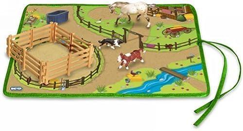 n ° 1 en línea Breyer Roll and Go Western Western Western Play Set by Breyer  la mejor selección de