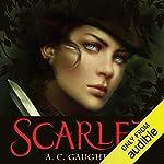 Page de couverture de Scarlet