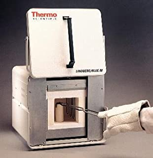 THERMO FISHER SCIENTIFIC BF51524C Lindberg/Blue M 1700°C Box Furnace, Independent Control, 5000W, 240V, 10