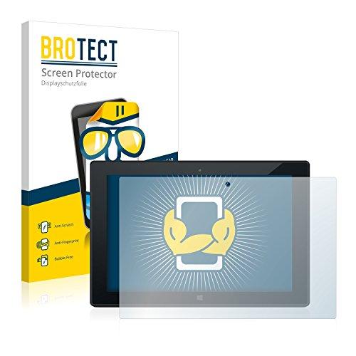BROTECT Schutzfolie kompatibel mit Odys Wintab 9 Plus 3G (2 Stück) klare Bildschirmschutz-Folie