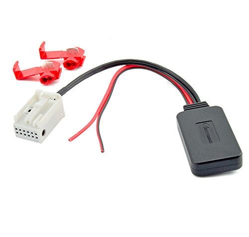 Bluetooth Aux Adapter für Mercedes Audio 20 50 APS Comand NTG 2