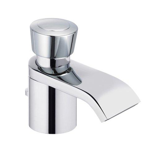 Kludi Waschtisch-Einhebelmischer 1/2 Zoll Joop Zylinder, Ausladung 114 mm mit Garn, verchromt, 550230505