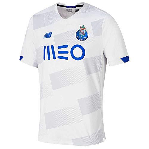 New Balance FC Porto Dritte Trikot 2020-2021 Kinder, Trikot, Weiß, Größe L