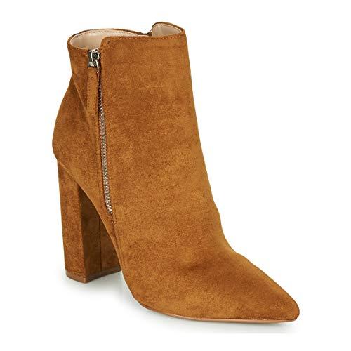 Buffalo Fermin Damen Stiefel Braun