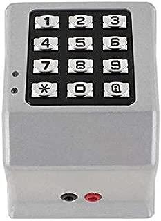 Alarm Lock Weatherproof Digital Access Stand-Alone Keypad