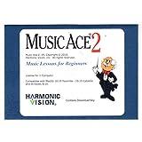 HARMONIC VISION Music Ace 2 Download Card ( Windows / Macintosh )