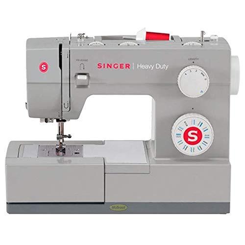 Máquina de Costura Doméstica Singer Facilita Pro 4423 110v com mesa Extensora
