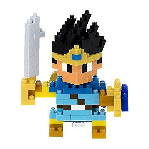 ドラゴンクエスト ナノブロック ドラゴンクエストIII 勇者