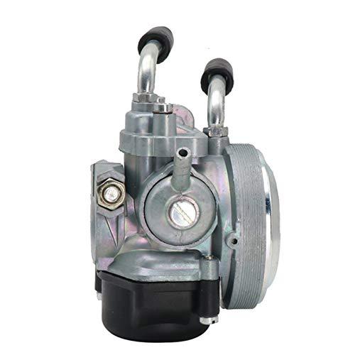 XIWEIG / Fit For - Dellorto / 15.15mm C SHA Moped Carburetor Tomos 15/15 Cable Choke 50cc Mini Dirt Pocket Moped Bike,Carb Carburetor,Motorcycle Carbureto