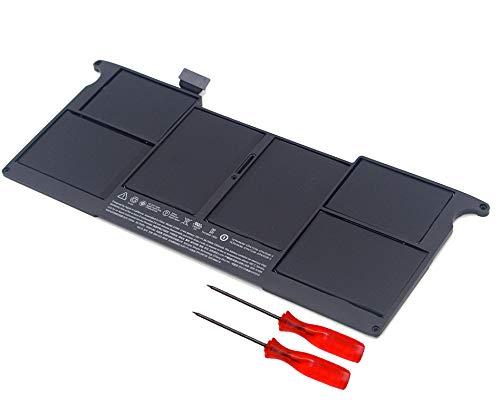 """FengWings® Batería 7,6V 38,75Wh para Apple Unibody MacBook Air 11"""" A1495 A1406 A1370 (mediados de 2011) A1465 (mediados de 2012 a mediados de 2013 a principios de 2014) 11"""" MacBook Air 5,1 6,1"""