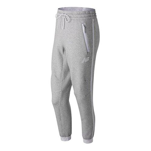 New Balance Damen Sports Style Trainingshose Hose, grau, XS