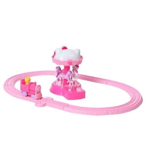 Kitty Fun Fair - Carrousel et Train