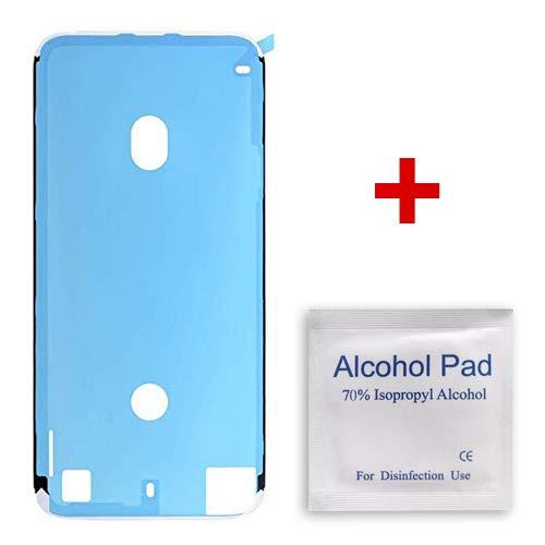 Infigo Klebepad weiß passend für Apple iPhone 6S Kleber Adhesive Dichtung für Bildschirm Display und Rahmen Gehäuse (iPhone 6S, Weiß)