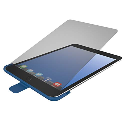 onn. Screen Protector For Ipad Mini 4 - Premium High Definition Tempered Glass Screen Protector With Easy Application And Cleaning Kit