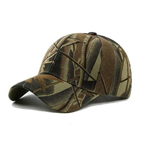 LMENGY Baseball Cap Mode Verstelbare Unisex Camouflage Camo Cap Pet Hoed Baseball Cap Heren Dames Casual Desert Hat