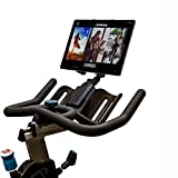 Spinning Deluxe Media Mount - Compatible w/Dual Water Bottle Holder Spin Bikes