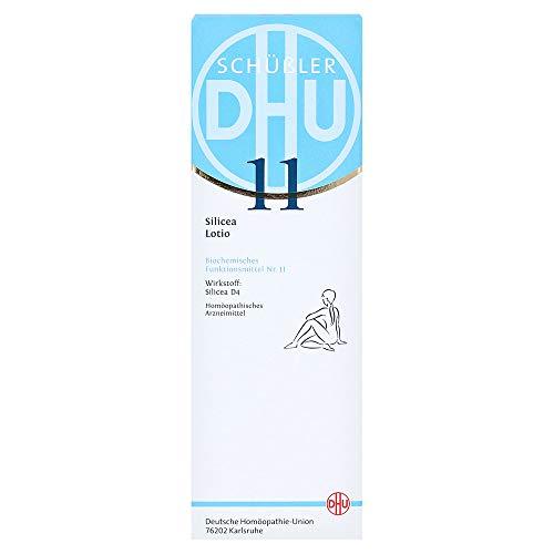 DHU Schüßler Nr. 11 Silicea Lotio, 200 ml Creme