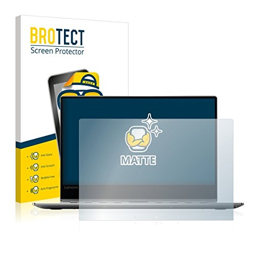 BROTECT Matt Bildschirmschutz Schutzfolie für Lenovo Yoga 910 (matt - entspiegelt, Kratzfest, schmutzabweisend)