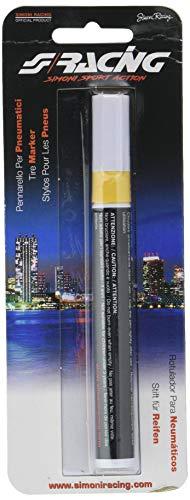 Simoni Racing TP/1Y Reifen-Markierung Stift (Tyre Marker) -Gelb