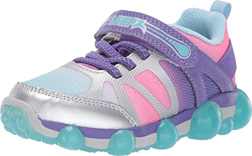 Stride Rite Baby Girl's Leepz 3.0 (Toddler) Purple Multi 7.5 Toddler M