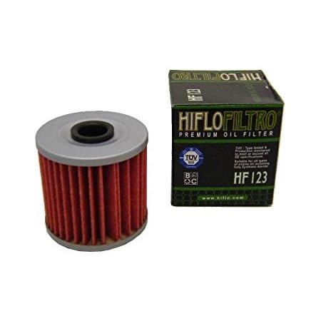 Ölfilter Hiflo Hf202 Für Honda Kawasaki Auto