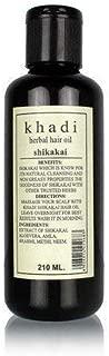 Khadi Shikakai Hair Oil - 210 ml