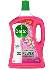 Dettol Jasmine Antibacterial Power Floor Cleaner 1.8L
