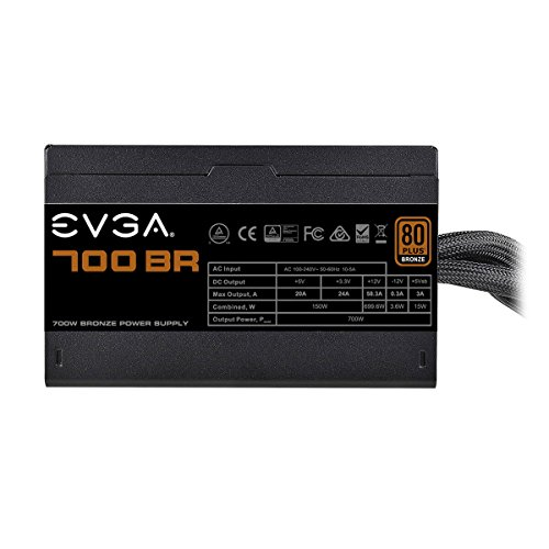 Build My PC, PC Builder, EVGA 100-BR-0700-K1