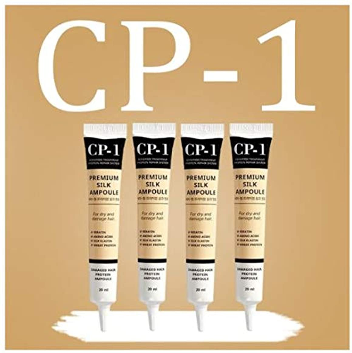 利点信号体操CP-1 Premium Silk Ampoule 20ml*4ea [並行輸入品]