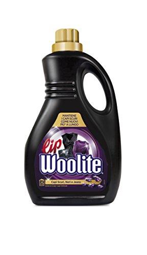 Lip Woolite Detersivo Liquido, Mix Noir, Confezion da 4 x 1500 ml