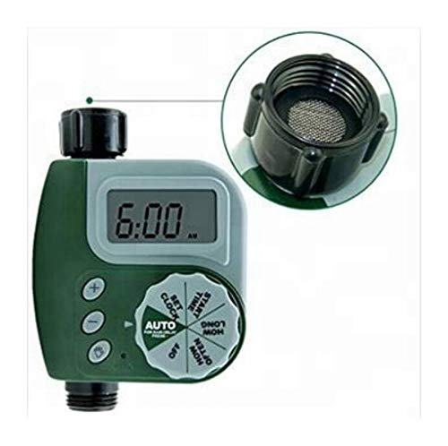 ZHANGAIGUO Sensor de Humedad del Suelo Agricultura de riego de riego Temporizador (Color : Water Timer)